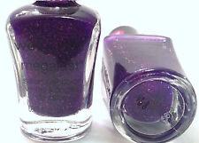 Wet N Wild Megalast Salon Nail Polish # D264 Black Light Party VHTF