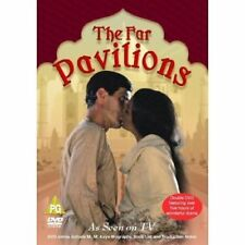 The Far Pavilions [1984] [DVD], 5036193091292, Ben Cross, Amy Irving, Christoph.