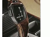 Auto Trans Shift Lever Knob-Wood Selector BMW OEM 61310417308