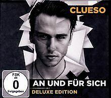 An und für sich (CD + DVD - Deluxe Edition) von Clueso   CD   Zustand gut