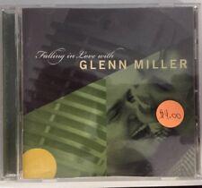 Falling in Love with Glenn Miller by Glenn Miller (CD, Jan-2000, RCA)
