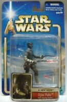 Star Wars Saga ANH Djas Puhr Bounty Hunter - CARDED FIGURE ('02/#40)