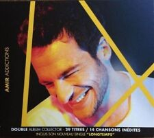 cd amir addictions  double album collector  29 titres + 14 chansons inédites