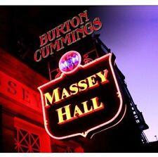 Burton Cummings - Massey Hall [New CD] Canada - Import