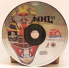 PS1 Original Playstation NHL '97 Hockey EA Sports TESTED