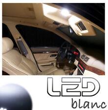 Renault CLIO 2 4 Ampoules LED BLANC pur éclairage Miroirs courtoisie Pare soleil