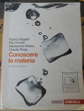 CONOSCERE LA MATERIA. VOLUME UNICO - 2a EDIZIONE - BAGATTI CORRADI - ZANICHELLI