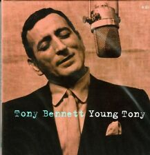 Tony Bennet Young Tony (4 Cds Set & 44 Page Book )  BRAND NEW  FACTORY SEALED CD