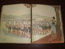 Child Book France histoire La Cantinière Les Trois couleurs Montorgueil JOB