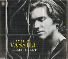 "CD  ""Amaury Vassili chante Mike Brant""-  NEUF SOUS BLISTER"