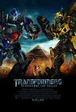 TRANSFORMERS 2: REVENGE OF THE FALLEN Movie POSTER 27x40 D Shia LaBeouf Megan