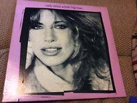 CARLY SIMON * HELLO BIG MAN * 33RPM VINYL  LP RECORD WARNER 1983