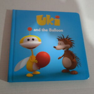 Uki and the Balloon Very Good Book XMAS GIFT CHILDREN READ L@@K