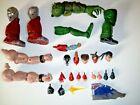 Marvel Legends Lot Of BAF & Figure Parts 6 Inch Good For Collection Or Custom For Sale