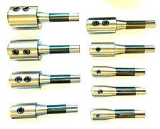 9pc R8 End Mill Holder Set 316381258347811 141 12 For Bridgeport