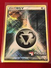 Pokemon Heartgold Soulsilver Call of Legends Metal Energy 95/95 NM/M