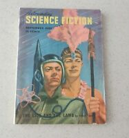 Sci Fi Fantasy Pulp Magazine Astounding Science Fiction V 46 #1 September 1950