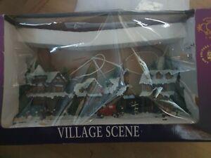 Entire Vintage Village Figures Lemax Collections Figures
