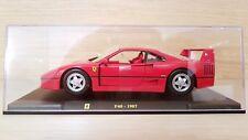 Ferrari F40 (1987) scala 1/24 Edicola serie Le Grandi Ferrari