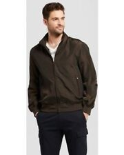 Goodfellow Men's Standard Fit Harrington Bomber Jacket - Olive - Size:XL