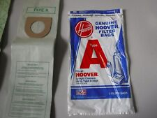 HOOVER  and generic Vacuum  Bags Type A Upright