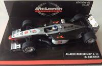 MINICHAMPS McLAREN F1 model cars M Brundle / N Mansell / M Hakkinen 1994-99 1:43