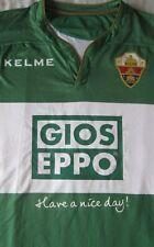 Camiseta Shirt Maglia ELCHE Kelme away Size M Season 2014