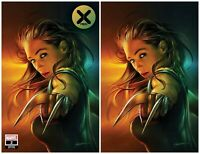 X-MEN #2 SHANNON MAER X-23 TRADE/VIRGIN VARIANT SET LIMITED TO 600 SETS WITH COA