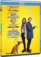Absolutely Anything [Blu-Ray] // BLU RAY NEUF