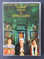 DVD VIAJE A DARJEELING Owen Wilson Adrien Brody Jason Schwartzman WES ANDERSON