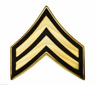 Army Corporal E-4 Hat or Lapel Pin H14425D2