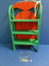 Pre-Owned Hallmark Merry Miniatures And Ornaments Display Sled With 12 Hooks
