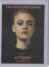 Twilight Saga Eclipse Series 2 Trading Card The Volturi Coven VO-8