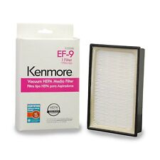 Genuine Sears Kenmore Ef-9 53296 Hepa Media Vacuum Exhaust Filter, Ef9