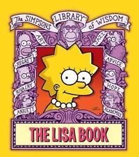 The Lisa Book (The Simpsons Library of Wisdom) by Groening, Matt