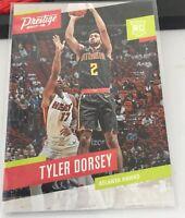 Tyler Dorsey Rookie Card Atlanta Hawks #188 Panini 2017-18 Prestige