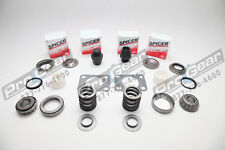 DANA 60 KING PIN BEARING SEAL BUSHING SPRING & UPPER KING PIN REBUILD KIT CHEVY