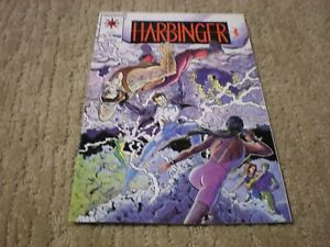 Harbinger #0 (1992 Series) Valiant Comics VF/NM