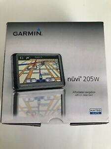 New Garmin Nuvi 205W Portable GPS Same Day Shipping
