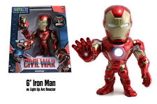 "Captain America: Civil War - Iron Man 15cm(6"") Metals Die-Cast Action Figure"