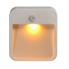 Mr. Beams  Automatic  Battery Powered  Amber  LED  Night Light