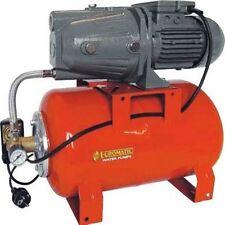 Gruppo autoclave con elettropompa autoadescante  AGC1100/25 hp 1,0 completo