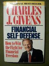 Financial Self-Defense by Charles J. Givens  (1990, Hardcover)