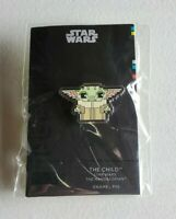 Hallmark SDCC 2020 Star Wars The Mandalorian The Child themed PXL8 Enamel Pin