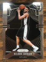 2019-20  Keldon Johnson Base prizm #273 spurs