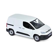 1/43 Norev Citroen Berlingo Van 2018 White Neuf Emballage Boite D'origine