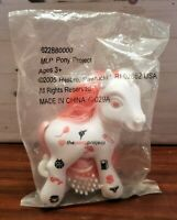 New G3 My Little Pony TAF The Project Pony 2005 NYC limited exclusive