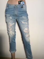 PLEASE Boyfriend Jeans P85 A  Gr. M