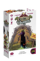 iello Welcome To The Dungeon Board Game Family Fun 2-4 Players 30 Minutes