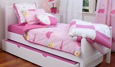 BR NEW TREEHOUSE PRINCESS TIARA SINGLE BED DOONA COVER & PILLOWCASE KIDS BEDDING